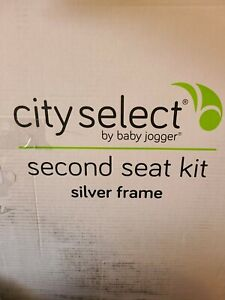 City Select Baby Jogger second seat - Moonlight