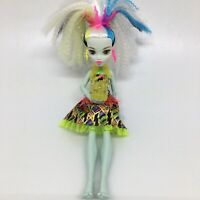 Monster High Electrified High Voltage Frankie Stein Doll Light Up w Sounds