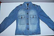 EUC Authentic THE LIMITED 100% Cotton Vintage Denim Jacket Sz S