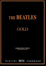 The Beatles - Gold Greatest Hits DVD (New & Sealed)