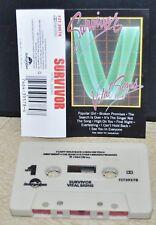 SURVIVOR     - Vital Signs -                                       Cassette Tape