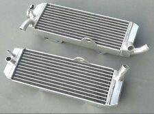 40mm Racing Kühler Aluminium Für Honda XR 650R 2000-2007 2001 2002 2003 2004