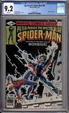 Spectacular Spider-Man 38 CGC Graded 9.2 NM- Marvel Comics 1980