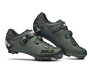 SIDI Jarin MTB Shoes - Olive Green [Size: 38~47 EUR]