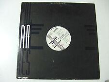 """Mephisto – Keep On (Groovin)-Disco Mix 12"""" 45 Giri Vinile ITALIA 1994 Euro House"""