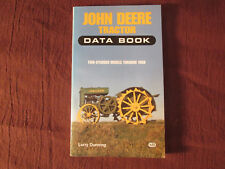 VINTAGE JOHN DEERE TRACTOR DATA BOOK 1892 1960 AGRICULTURE EQUIPMENT