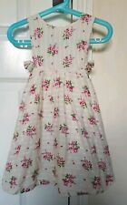 Monsoon Size 18-24 Floral Layered Party Dress