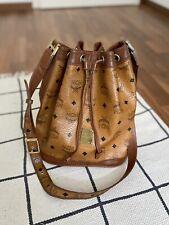 MCM Heritage Bucketbag Beuteltasche Crossbody Tasche | eBay