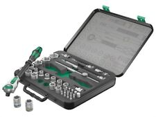 Wera WER003645 Zyklop Socket Set of 37 Metric 1/2in Drive
