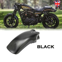 Universal Motorcycle Rear Fender Mudguard For Suzuki Harley Cafe Chopper Cruiser