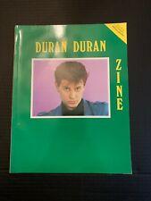 Vintage Duran Duran Zine Duran Duran Scrapbooks Special Edition