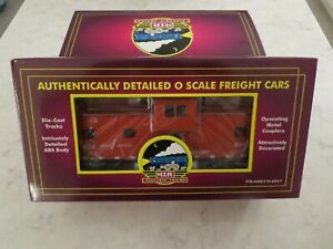 MTH #20-91052 GREAT NORTHERN EXTENDED VISION CABOOSE BRAND NEW!!