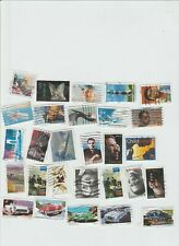 50 different used U.S. - .37 & ,39 cent stamps - scans 13 6 14