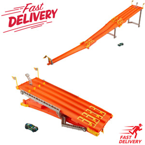 """HOT WHEELS Replacement Orange Tracks Set Of 48..NEW..12"""" Each"""