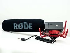 Rode VideoMic Rycote Mikrofon Schwarz