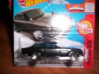 ASTON MARTIN DB 5 (NERO) - HOT WHEELS-SCALA 1/55