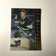 1994-95 Upper Deck SP Inserts Wayne Gretzky