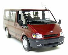 Minichamps 1/43 Scale - Ford Transit Mk6 Torneo Kombi 2000 Red Diecast model Car
