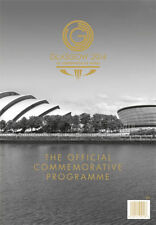 * 2014 Jeux du Commonwealth programme commémorative officielle (Glasgow) *