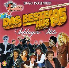 DAS BESTE AUS '95 - SCHLAGER-HITS / 2 CD-SET - TOP-ZUSTAND