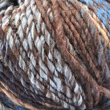 Katia Inca 112 Light-brown Blue 100g Wool