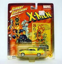 JOHNNY éclair UNCANNY X-MEN 109m55 CHRYSLER C-300 moulé voiture MOC 2002