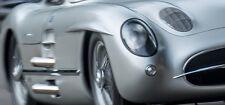 1 Mercedes Auto SportsCar Racecar 12 1950s Vintage 18 Carousel SL VER 24 Art 300
