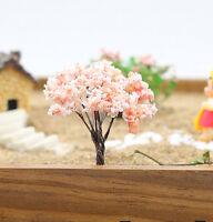 Sakura DIY Tree Miniature Micro Fairy Garden Ornament Plant Pot Dollhouse Decor