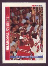 Michael Jordan 1992-93 Hoops Tribune #TR1