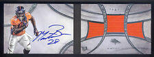 2013 Topps Five Star #MBA Montee Ball Triple Jersey Autograph Book RC #27/38