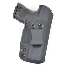 Badger State Holsters- Walther PPQ SC Sub Compact Black Custom Kydex Holster