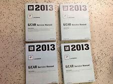 2013 GM BUICK LACROSSE Service Shop Repair Workshop Manual Set FACTORY NEW