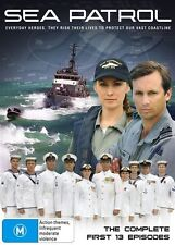 Sea Patrol : Season 1 (Discs Only Comes In Blank Case) DVD Region 4 VG Condition