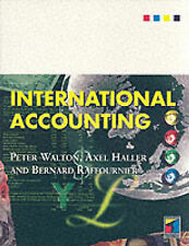 International Accounting, Haller, Axel, Raffournier, Bernard, Walton, Peter, Ver