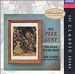 Grieg: Peer Gynt; Piano Concerto / Fjeldstad, Curzon ~ NEW CD (Jun-1996, London)
