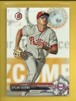 Dylan Cozens RC 2017 Bowman Prospects Rookie Card # BP39 Phillies Baseball MLB