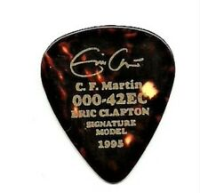 Eric Clapton Guitar Pick  *  Martin Guitar - Never Used - NM condition
