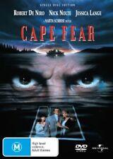 Cape Fear (DVD, 2006) Robert De Niro - Brand New Sealed R4