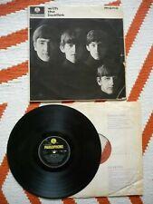 The Beatles With The Beatles Vinyl Mono UK 1963 Parlophone 1N/1N LP