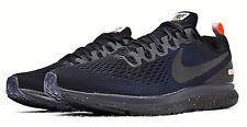 0052dfeb10659 Nike Air Zoom Pegasus 34 Shield Black Orange 3m Obsidian 907328-001 Size 9