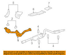 GM OEM-Catalytic Converter 20854453