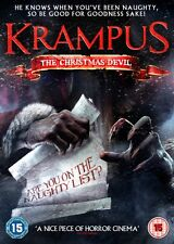 Krampus (DVD) (NEW AND SEALED) (REGION 2) (FREE POST)