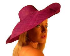 Gorras y sombreros de mujer de paja de talla única