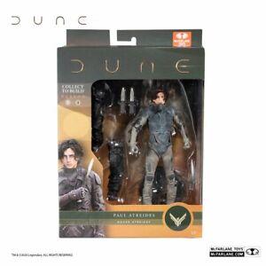 "McFarlane Toys 7"" DUNE Collector Build-A Figure - Paul Atreides (BAF RABBAN)"