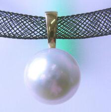 Gioielli di lusso perla in oro giallo 18 carati