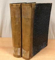 Die Pflanze, Band 1 u. 2, Dr. Ferdinand Cohn, Zweite Auflage, 1896