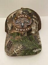 Ryan Newman # 31 Nascar Team Real Tree Bow Hat Men's Adjustable Hat