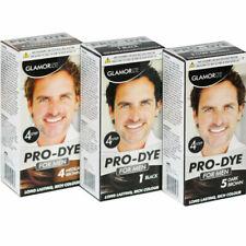 GLAMORIZE Pro Dye Permanent Men Hair Dye Colour | Choose your Shade | 40ml