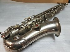 1920's BENAL HENTON KNECHT by CONN ALTO SAX / SAXOPHONE - made in USA
