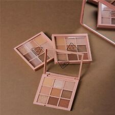 New Arrival 3CE Eyeshadow Overtake #9 Colors Earth Pumpkin Eyeshadow Palette